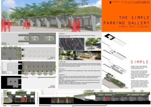 059-01 - THE SIMPLE PARKING GALLERY